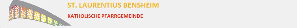 Sankt Laurentius Bensheim